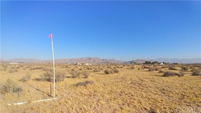 Apple Valley Residential Lots & Land For Sale: Cholena