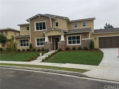 Yorba Linda Single Family Home For Sale: 5282 Newbury Lane