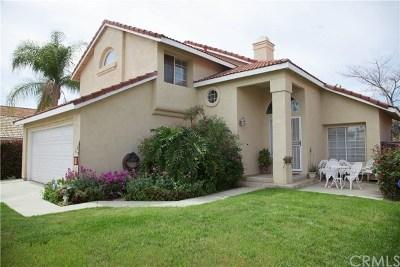 Murrieta Single Family Home For Sale: 24541 Via Las Laderas