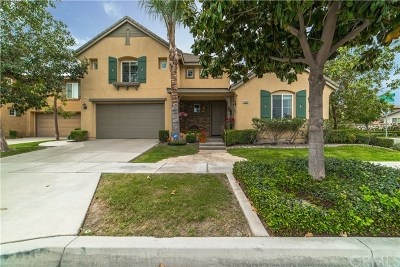 Chino Single Family Home For Sale: 15958 Huntington Garden Avenue