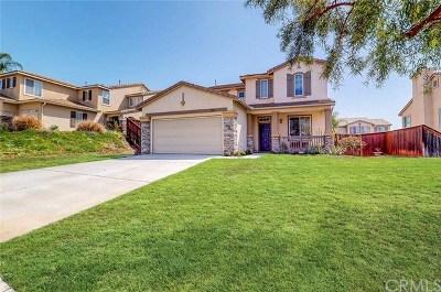 Murrieta Single Family Home For Sale: 36664 Lynwood Avenue