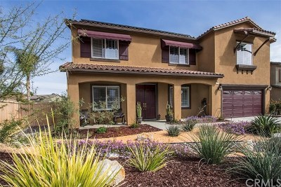 Murrieta Single Family Home For Sale: 36026 Redgrave Way