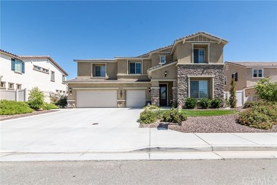 Murrieta Single Family Home For Sale: 37794 Golden Eagle Avenue