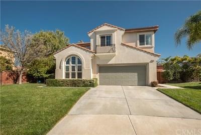 Murrieta CA Single Family Home For Sale: $439,000