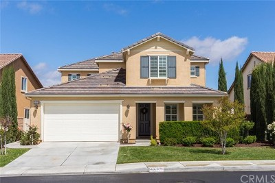 Temecula Single Family Home For Sale: 34328 Coppola Street
