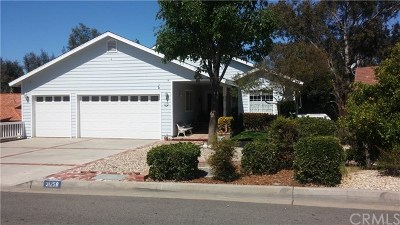 Canyon Lake Single Family Home For Sale: 31258 Emperor Drive