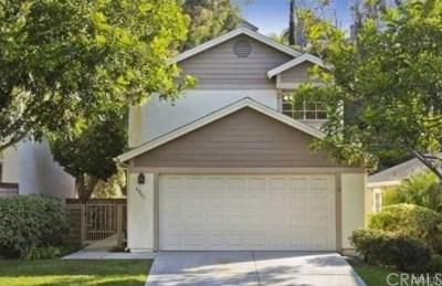 Oceanside Single Family Home For Sale: 4261 Esperanza Way