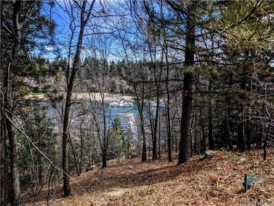 Lake Arrowhead CA Residential Lots & Land For Sale: $569,900