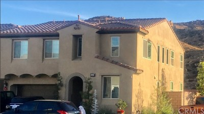 Lake Elsinore Single Family Home For Sale: 24125 Lavendar Drive