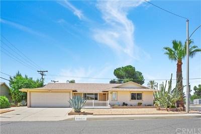Menifee Single Family Home For Sale: 29217 Desert Hills Road