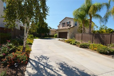Riverside Single Family Home For Sale: 12763 Date Palm Circle