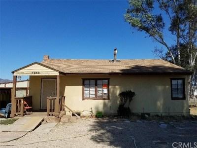 Lake Elsinore Single Family Home For Sale: 32321 Corydon Street