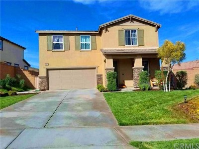 Lake Elsinore Single Family Home For Sale: 34348 Blossoms Drive
