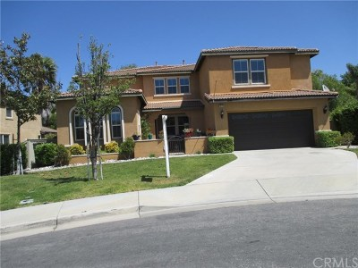 Temecula Single Family Home For Sale: 32776 Ruth Court