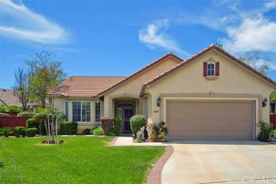 Murrieta Single Family Home For Sale: 30287 Ravenswood Circle