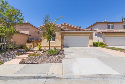 Temecula Single Family Home For Sale: 30900 Branford Drive