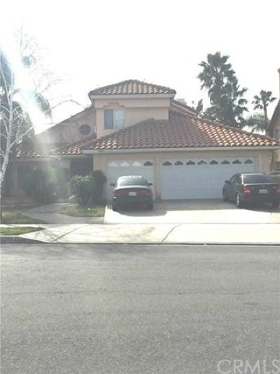 Rancho Cucamonga Single Family Home For Sale: 11269 Oak Brook Court