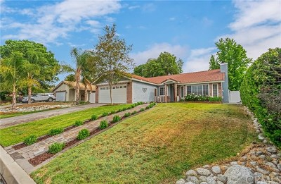 Canyon Lake Single Family Home For Sale: 23878 Fair Weather Drive