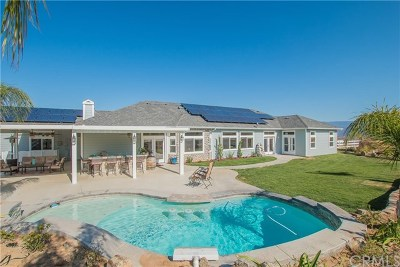 Temecula Single Family Home For Sale: 40945 Watts Road