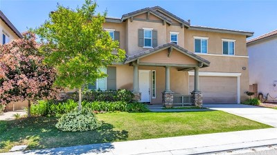 Murrieta Single Family Home For Sale: 27369 Ruby Grass Court