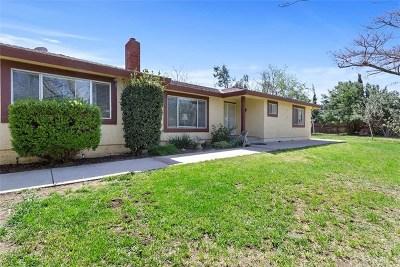 Wildomar Single Family Home For Sale: 32873 Sexton Street
