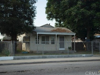 Bakersfield Multi Family Home For Sale: 503 Decatur Street