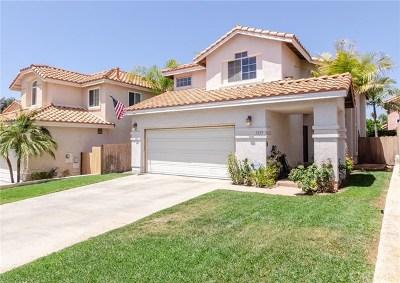 Vista Single Family Home For Sale: 1233 Adobe Terrace