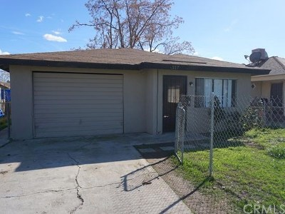 Bakersfield Multi Family Home For Sale: 317 Woodrow Avenue