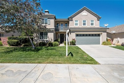 Murrieta Single Family Home For Sale: 39407 Checker Court