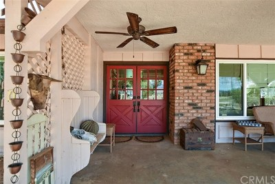 Banning Single Family Home For Sale: 43091 Bob Cat Road