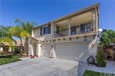 Murrieta Single Family Home For Sale: 30588 Mill Valley Ct.