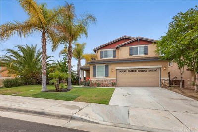 Murrieta Single Family Home For Sale: 29239 Woodfall Drive