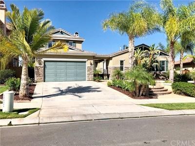 Corona Single Family Home For Sale: 8366 Renwick Drive