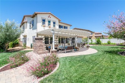 Temecula Single Family Home For Sale: 32505 Guadagno Drive