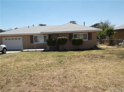 Banning Single Family Home For Sale: 1438 W Nicolet Street