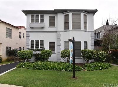 Los Feliz Multi Family Home For Sale: 3232 Rowena Avenue