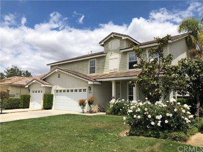 Temecula, Murrieta Single Family Home For Sale: 37642 Red Robin Road
