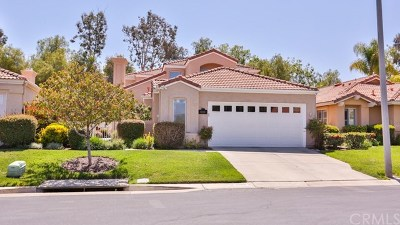 Murrieta Single Family Home For Sale: 40168 Corte Lorca