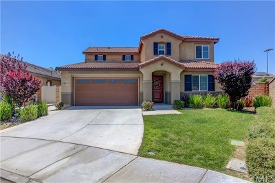 Menifee Single Family Home For Sale: 30413 Gallup Court