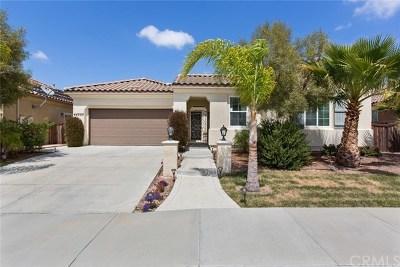 Temecula Single Family Home For Sale: 44968 Bouchaine Street