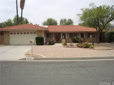 Hemet Single Family Home For Sale: 41221 Toledo Drive