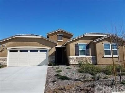 Winchester Single Family Home For Sale: 35452 Corte Los Robles