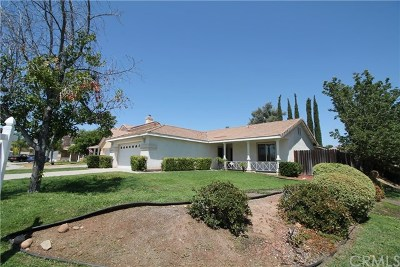 Murrieta Single Family Home For Sale: 24584 Adanti Court