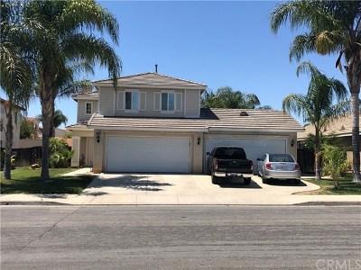 Wildomar Single Family Home Active Under Contract: 32613 Dahlia Lane