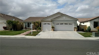 Menifee Single Family Home For Sale: 27460 Finale Court