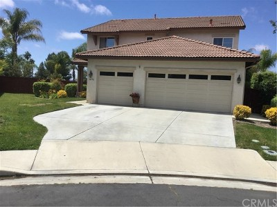 Temecula Single Family Home For Sale: 30776 Crystalaire Drive