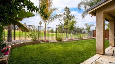 Murrieta Single Family Home For Sale: 29289 Masters Drive