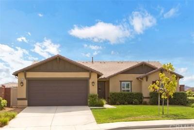 Murrieta CA Single Family Home For Sale: $415,000