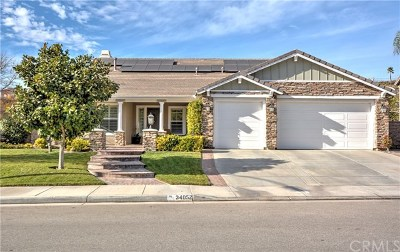Temecula Single Family Home For Sale: 34052 Starpoint Street