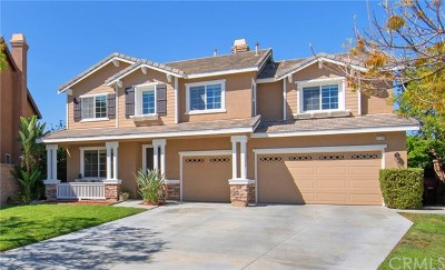 Winchester Single Family Home For Sale: 31324 Kestrel Way